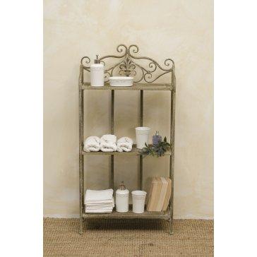 Mobiletti in ferro battuto,arredamento, accessori e mobili in ferro ...